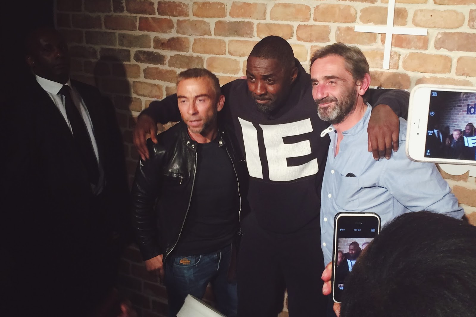 Idris Elba, Superdry, Idris Elba x Superdry, LCM, FashionFake, fashion bloggers