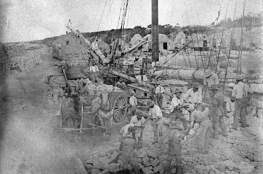 The Granite Industry, Part 6 E - Labor's Welfare