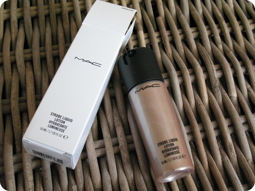 MAC Bronze Strobe Liquid