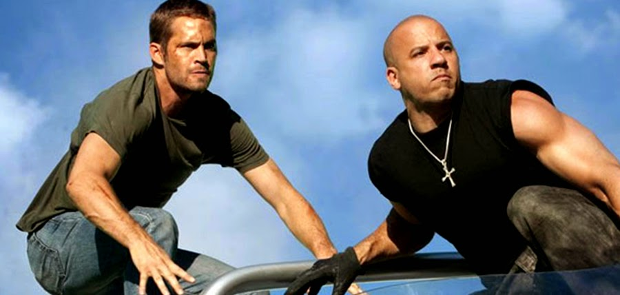 Vin Diesel şi Paul Walker