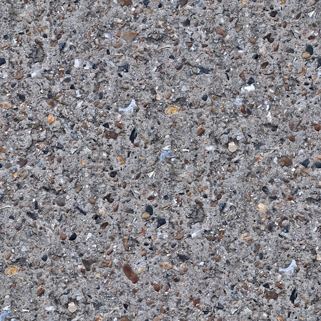 Seamless concrete stones texture 2048x2048