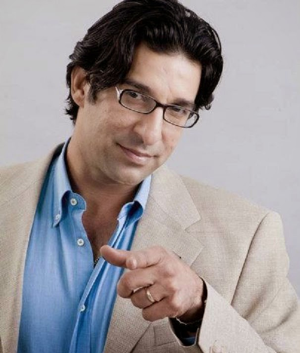 Pakistani Cricketer Wasim Akram Images Hd Wallpaper All