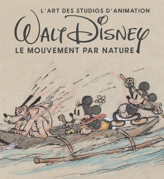 The art of Walt Disney Animation Studios