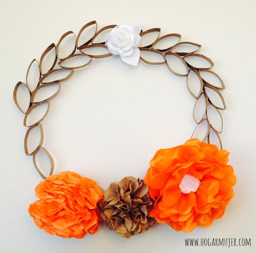 #DIY #decoración #reciclaje #hogarmujer