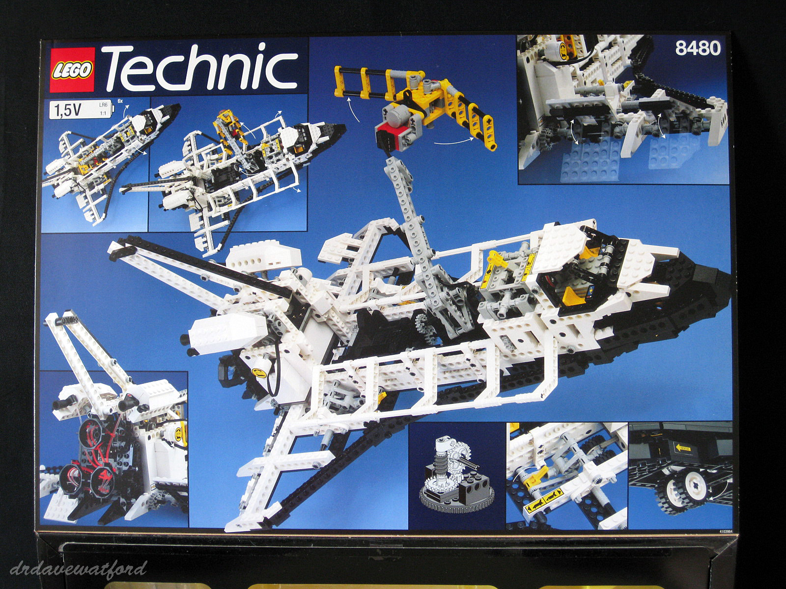 space shuttle lego technic - photo #18