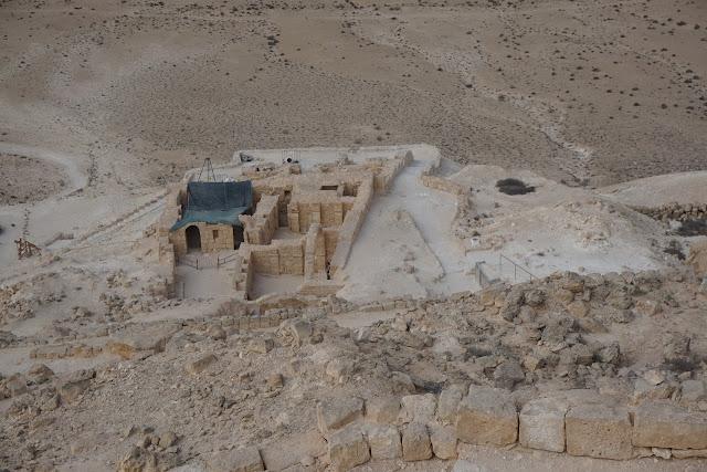 מצודה בעבדת