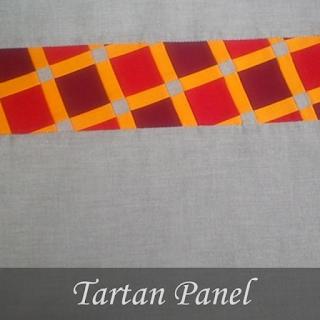 Tartan Panel