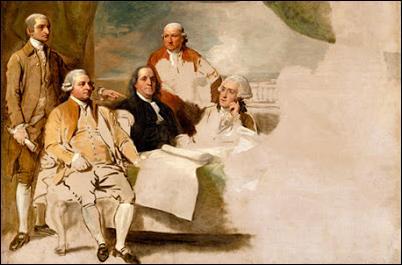 Versalles, Paz de París, Tratado de París, 1783