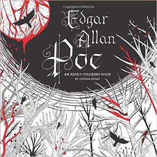Edgar Allan Poe: An Adult Coloring Book PDF