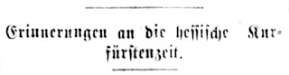 Artikel in Der Deutsche Correspondent, Baltimore, Md. 1907