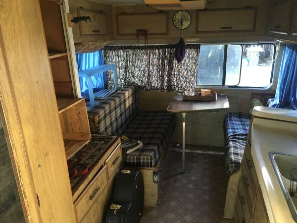 Motorhomes For Sale By Owner >> Used RVs Vintage Lazy Daze RV For Sale by Owner