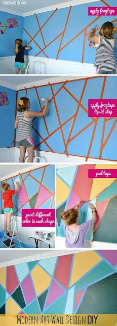 Ideas para pintar las paredes de tu casa