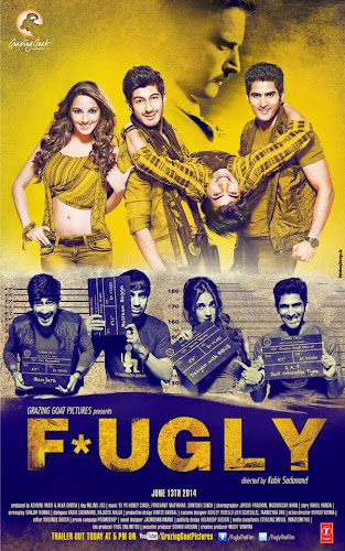 Fugly (2014) Movie Poster
