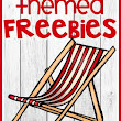 Summer Themed Freebies