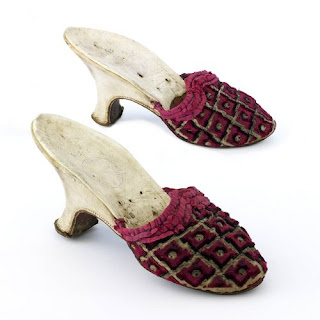 Ladies Patterned Shoes