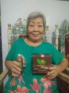 Dengan Produk Minyak Varash Healing Oil Kini Sakit Saraf Kejepit dan Tulang Belakang Meleset Sembuh