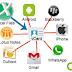 الدرس 36 : تصدير و استراد جهات اتصال Gmail - Outlook - Yahoo - AOL من هاتف اندرويد الى بريد الكتروني