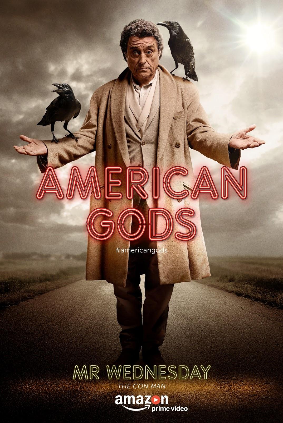 amercian gods