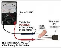 Kaki Basis, Emitor dan Kolektor Transistor