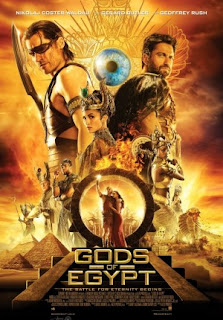 Download Movie Gods of Egypt (2016)