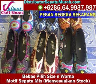 +62.8564.993.7987, Sepatu Bordir Bangil, Sepatu Flat Shoes, Sepatu Flat Wanita