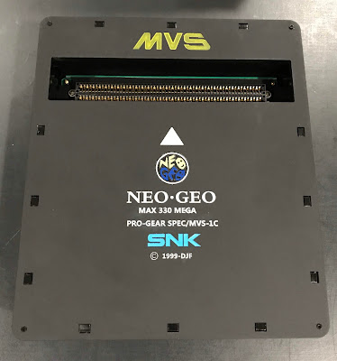 The CBox Neo Geo MVS