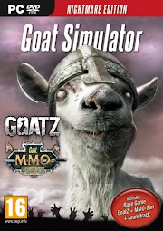 Download Goat Simulator : MMO (2014) for pc