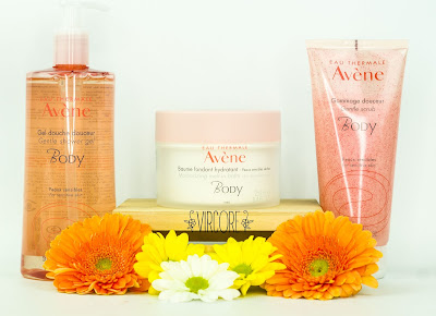 Eau thermale avene body