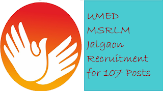 UMED Jobs in Joalgoan Apply Online for 107 Posts.