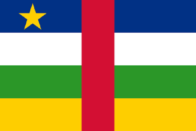 Flag of the Central African picture