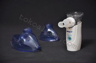 gejala asma pada anak