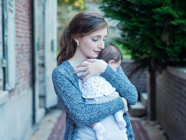 Les Portraits de Mamans # 6 : Alexiane et Noa !