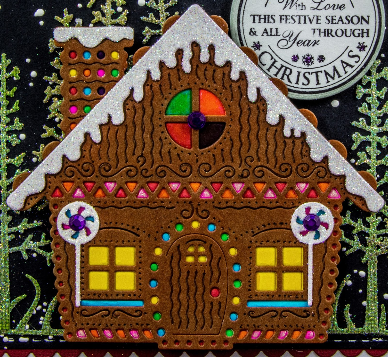 Gingerbread House By Julie Lavalette