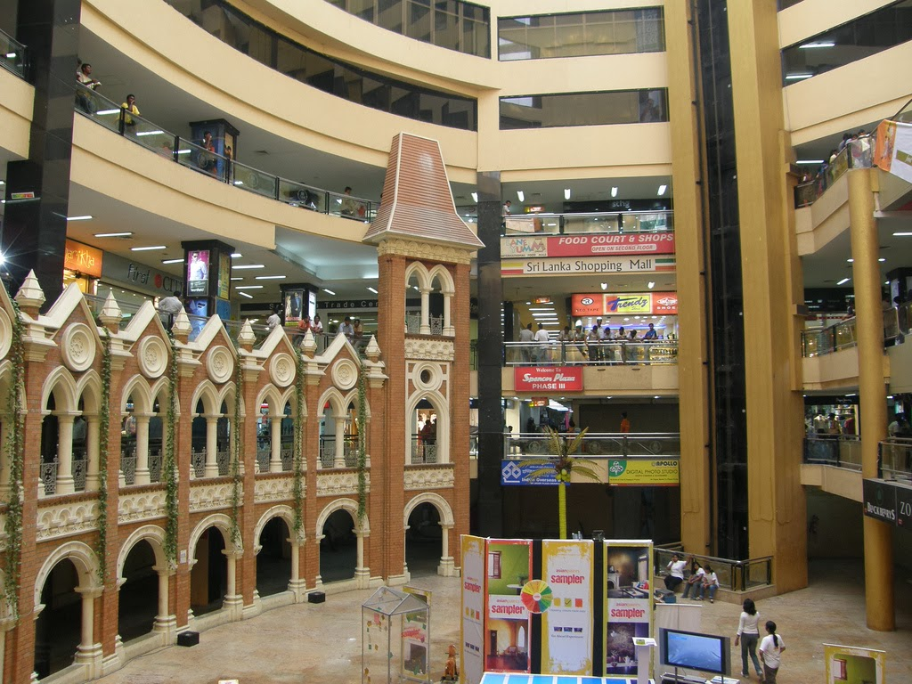 100 Things To Do In Chennai 76 Shopping At Spencer Plaza