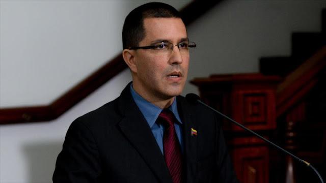 Venezuela: UE sigue el mismo 'libreto intervencionista' de EEUU