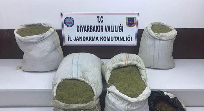 Diyarbakır'ın Lice ve Kocaköy ilçelerinde uyuşturucu operasyonu: 4 gözaltı