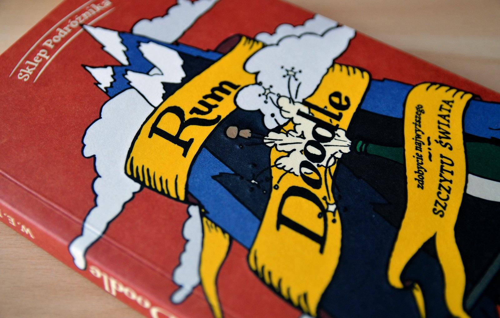 Rum Doodle Recenzja Książka