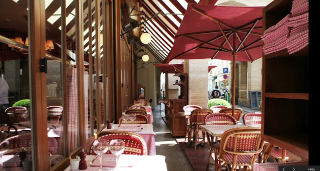 Restaurante La Fontaine de Mars em Paris