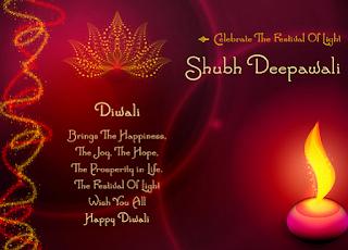 Happy Diwali Handmade Greeting Cards