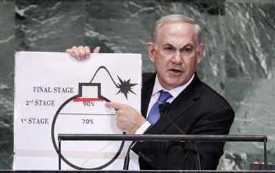 Irán cruzó línea roja