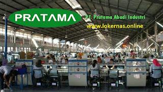 Lowongan Kerja PT Pratama Abadi Industri Bagian Team Member Assembling (Lulusan SMA/SMK/Setara)