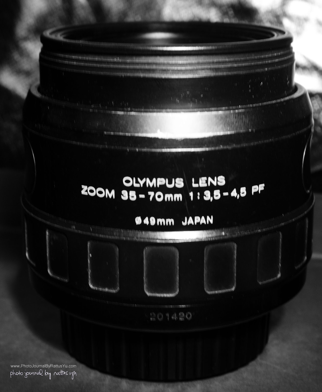 Olympus Lens 35-70mm f/3.5-4.5 PF Close Focus