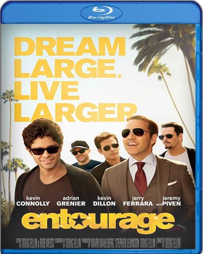 Entourage [BD25] [2015] [Latino]