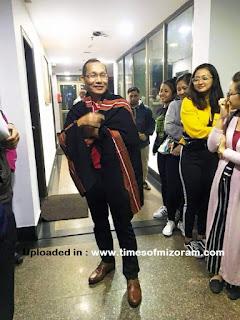 Mizo IAS Lalnunmawia Chuaungo