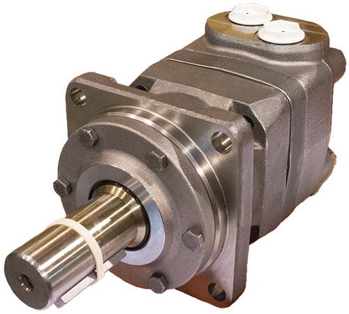 Flint Hydraulics, Inc : Low speed high torque hydraulic motors