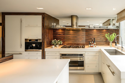 KITCHEN DESIGN IN VANCOUVER - PATRICIA GRAY INC.