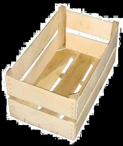 Los trucos de julieta reciclar una caja vieja de fruta recycle an old fruit box - Cajas de fruta ...