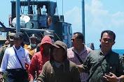Ribuan Karung Pupuk Amonium Nitrat Tujuan Bonerate Selayar Tertangkap Di Bali