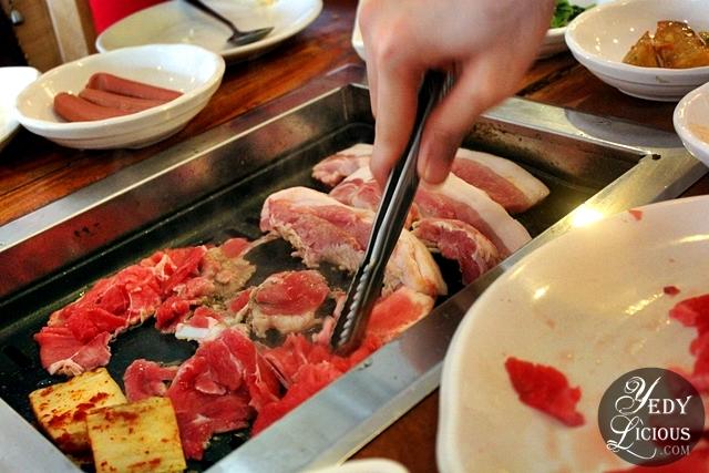 Grilled Meat at Lee Hak Pioneer
