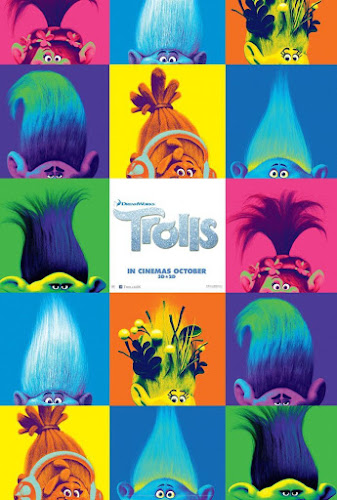 Trolls (BRRip 720p Dual Latino / Ingles) (2016)